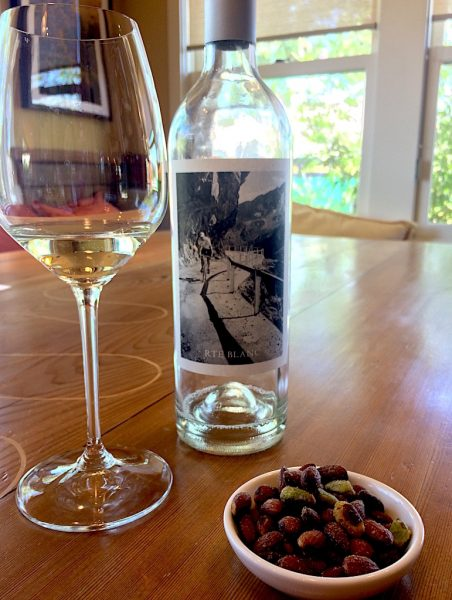 wine tasting at an airbnb alternative rental