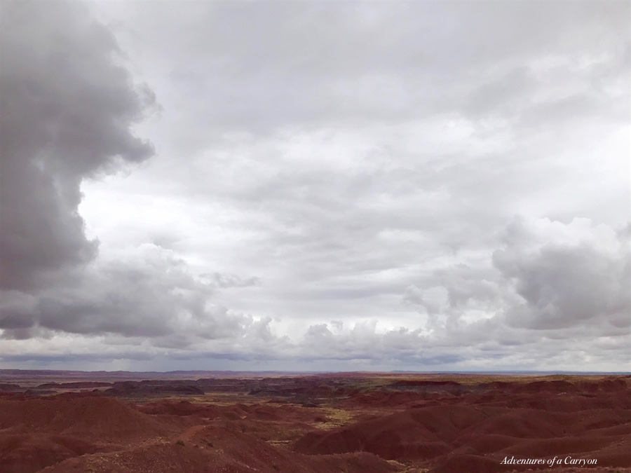 Isn't It Beautiful? 2 Hours In Arizona's Painted Desert ©PennySadler