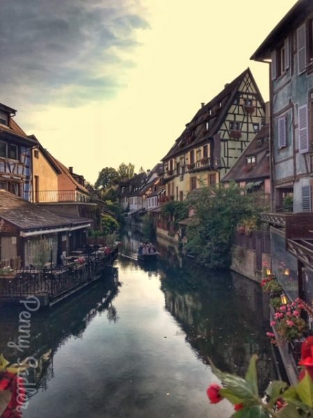 Petite Venice, Colmar. From, Wine Castles and Culture, Top Reasons to Visit Riquewihr, Alsace.