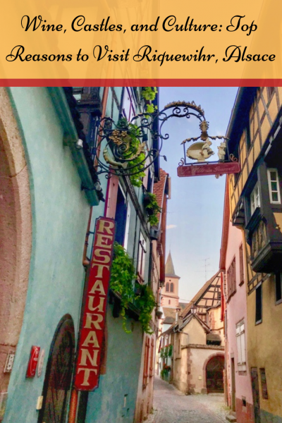 from: Wine, Castles and Culture, Top Reasons To Visit Riquewihr, Alsace