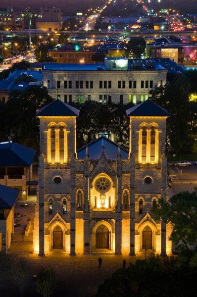 San Fernando cathedral, explore San Antonio
