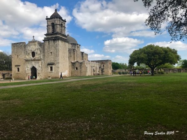 Mission San Jose, UNESCO World Heritage