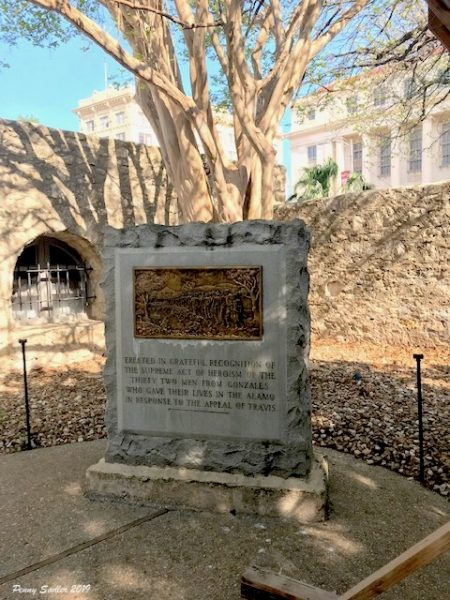 The Alamo monument, San Antonio