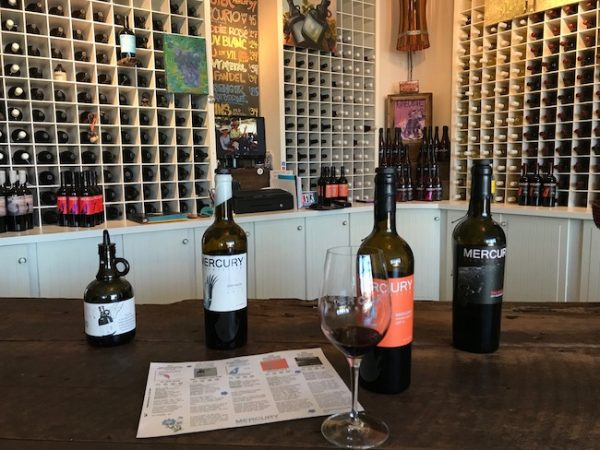 Mercury Wines Geyserville