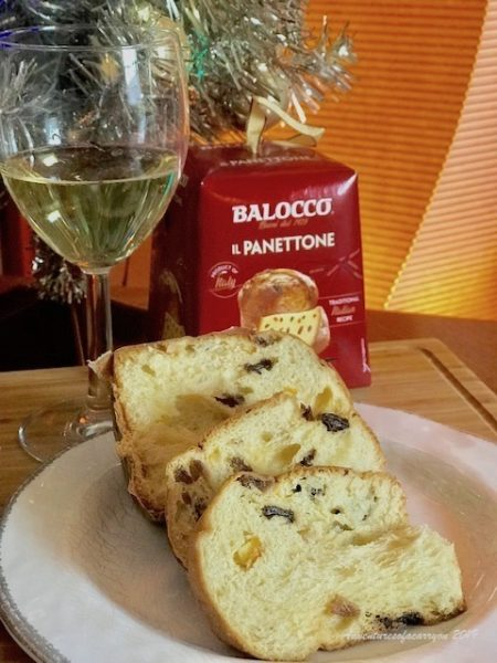 Pairing Proseccoo with Panettone and pandoro