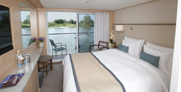 Veranda Stateroom from How to make the most of Viking Cruises shore excursions