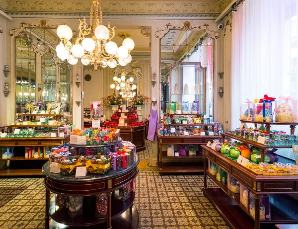 Cafe Demel from How to make the most of shore excursions Danube Waltz