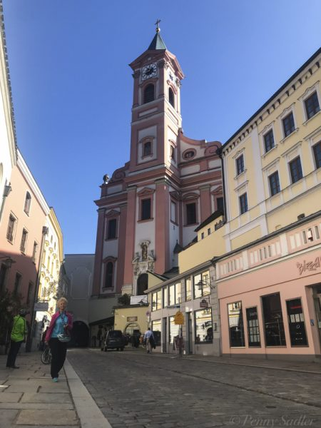 Church, Passau, Germany