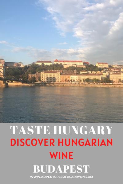 Hungarian Wine Budapest