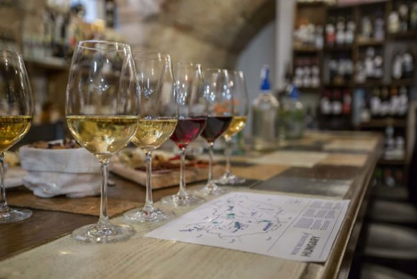 Discover Hungarian Wines Budapest
