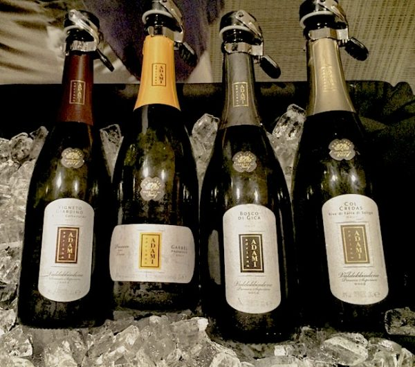 An introduction to sparkling wines around the world