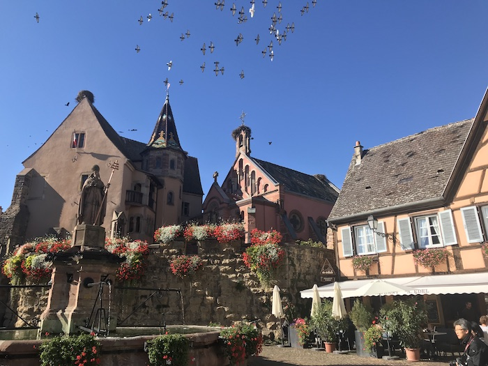 Castle of the Duke of Alsace, Eguisheim