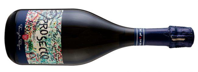 Pasqua bottle of prosecco