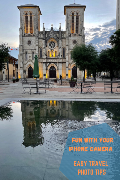 San Fernando Cathedral from Have More Fun and take better travel photos with iphone camera