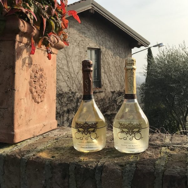 Franciacorta Italian Sparkling wine